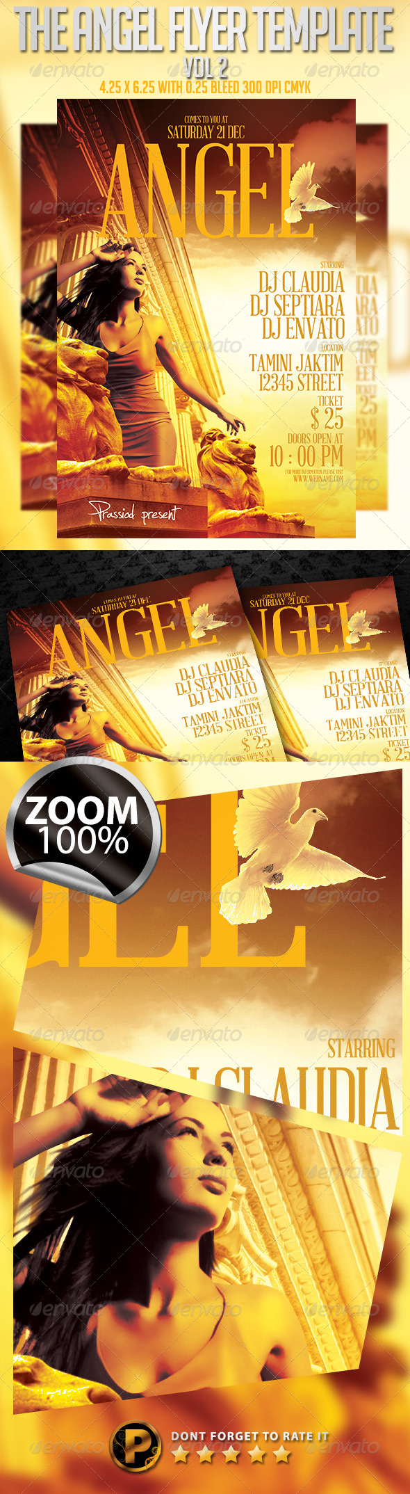 GraphicRiver The Angel Flyer Template Vol 2 6048389