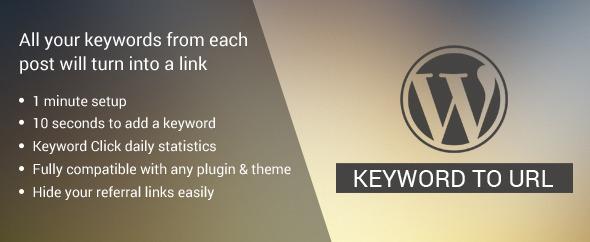 CodeCanyon WP Keyword To Link 6048953