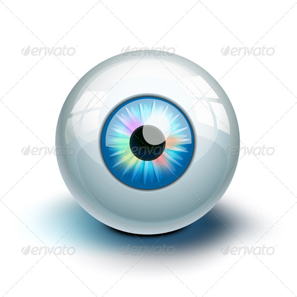 GraphicRiver Eye Icon 6049154