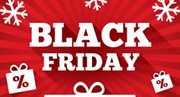 Black Friday Sale. Christmas Sale.