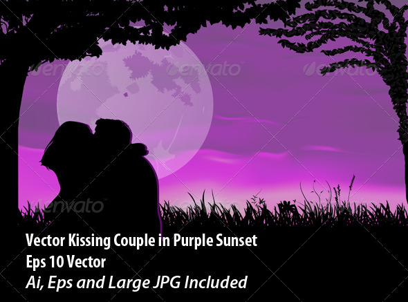 GraphicRiver Love Scene 6050483