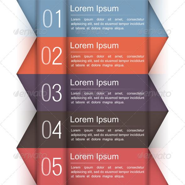 GraphicRiver Modern Infographics Design Template 6051249