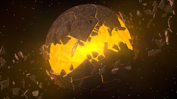 Dead Planet - Ifrit  - 3DOcean Item for Sale