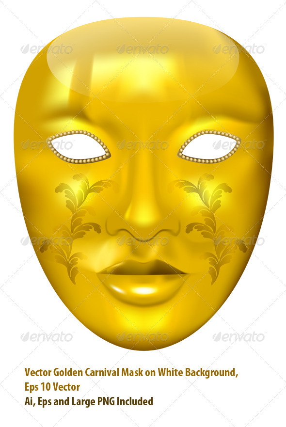 GraphicRiver Mask 6052044