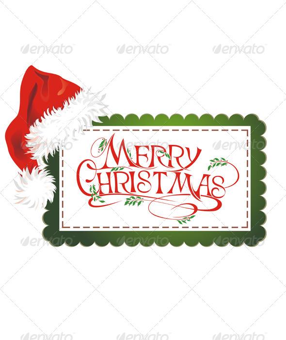 GraphicRiver Christmas Greeting Card 6054384