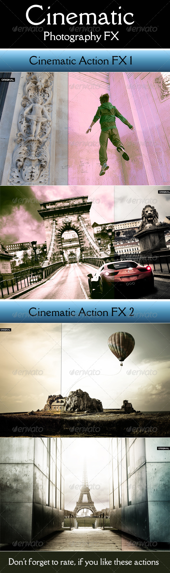 GraphicRiver Cinematic Photography FX 6056379