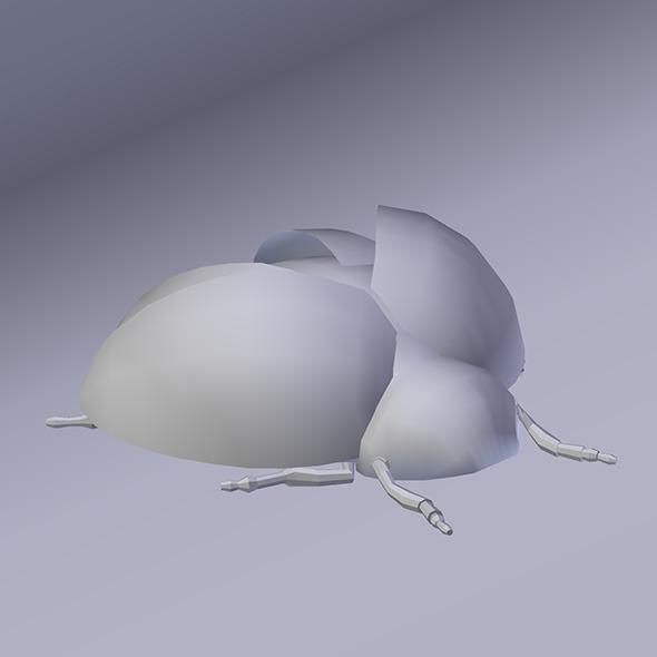 3DOcean Bug Base Mesh 6056824