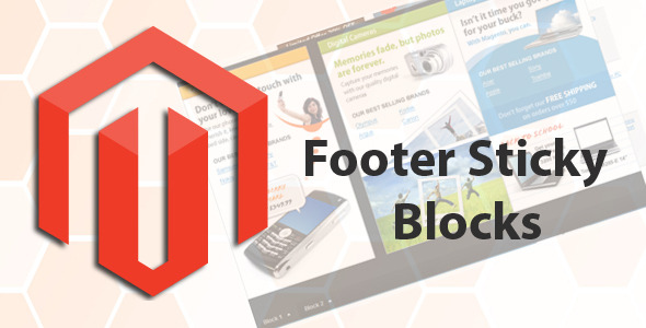 CodeCanyon Footer Sticky Block For Magento 6057035