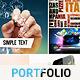 Portfolio & Gallery - VideoHive Item for Sale