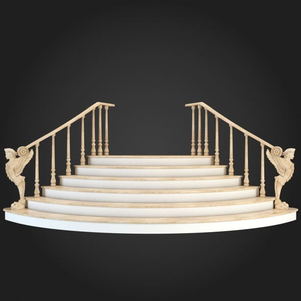 3DOcean Staircase 015 6057554