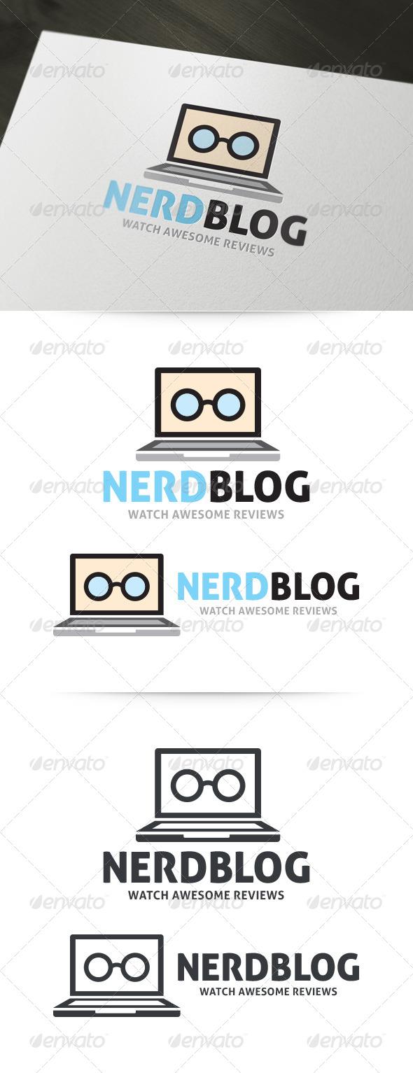Nerd Blog Logo