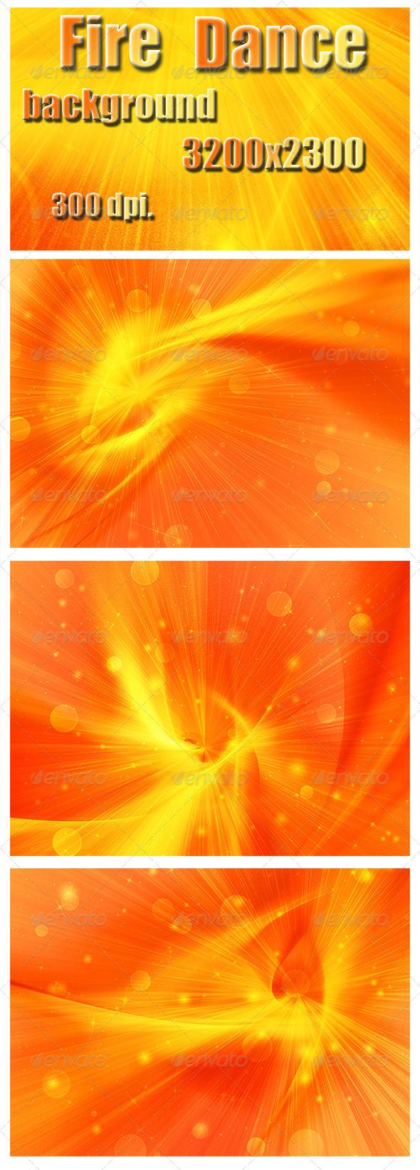 GraphicRiver Fire Dance 6057684