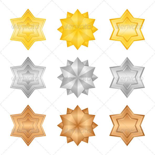 GraphicRiver Stars 6057725