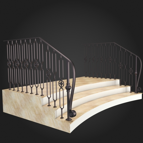 3DOcean Staircase 019 6057867