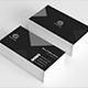 Dark Gray Business Card - GraphicRiver Item for Sale