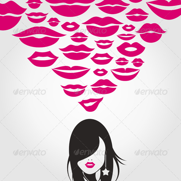 GraphicRiver Kiss 6058447