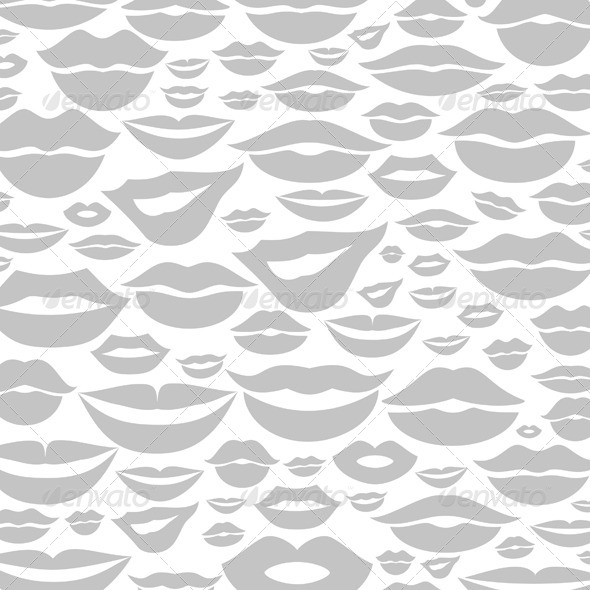 GraphicRiver Lips Background 6058476