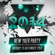 Explosion 2014 New Year Party / Poster - GraphicRiver Item for Sale