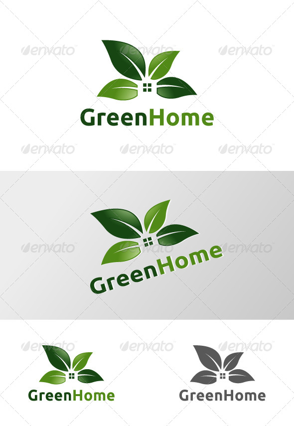 GraphicRiver Green Home 6058531