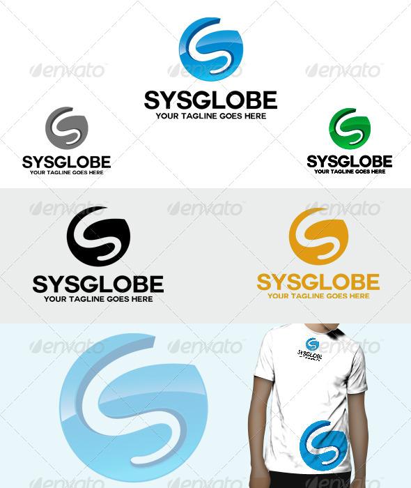 GraphicRiver Sys Globe 3D Logo 6059155