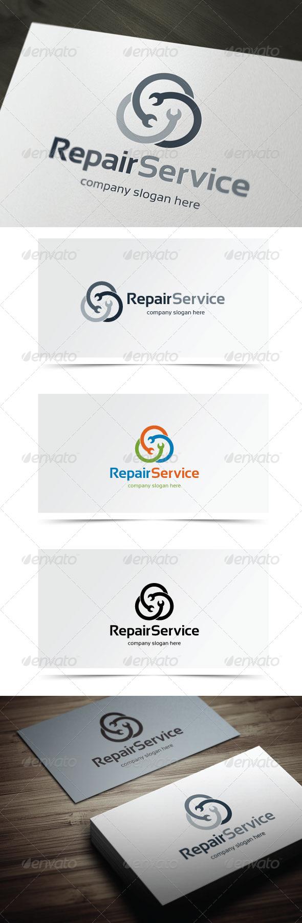 GraphicRiver Repair Service 6059161
