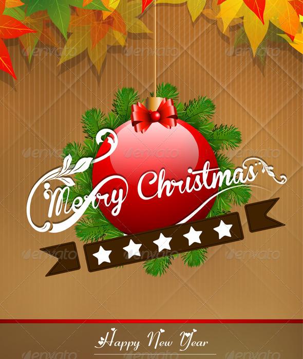 GraphicRiver Christmas 2014 6059340