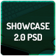 Showcase- Multpurpose PSD Template