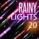 20 Rainy Lighting Flares - GraphicRiver Item for Sale