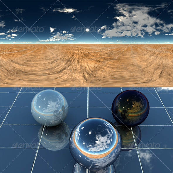 3DOcean Desert 65 6059753