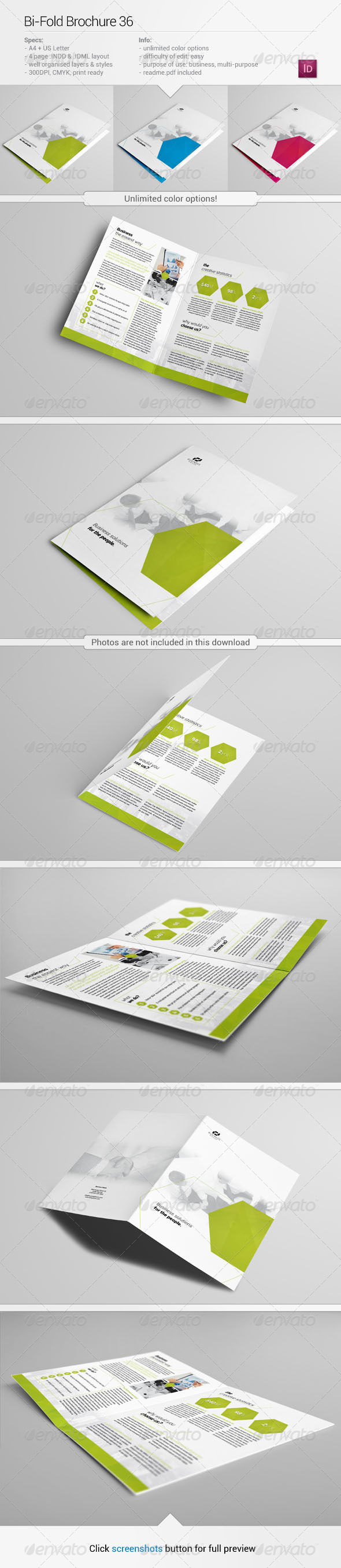 GraphicRiver Bi-Fold Brochure 36 6059828