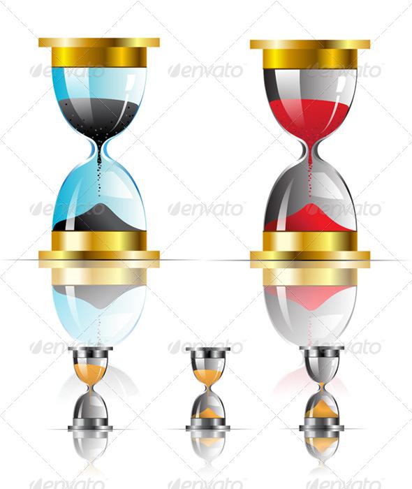 GraphicRiver Sand Clock 6060567