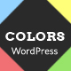 Colors - Bootstrap WordPress Theme - ThemeForest Item for Sale