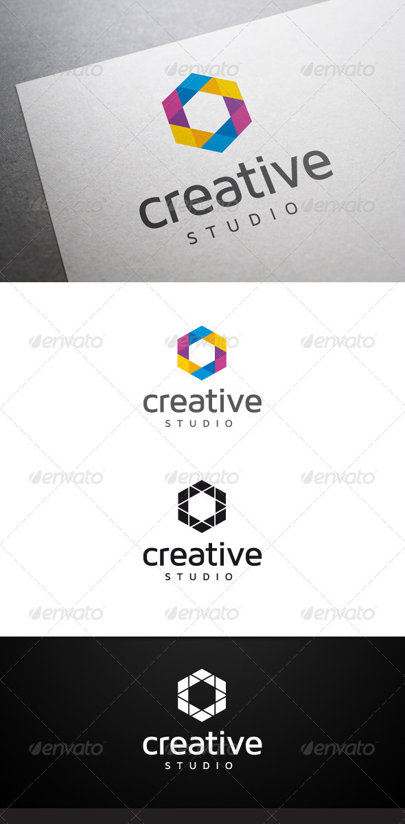 GraphicRiver Creative Studio V2 Logo 6060915