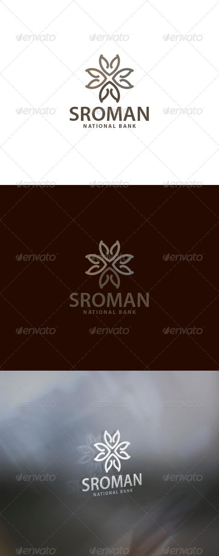 GraphicRiver Sroman Logo 6061873