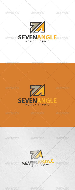 GraphicRiver Seven Angle Logo 6062192