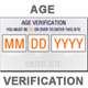Age Verification with external Age - ActiveDen Item for Sale