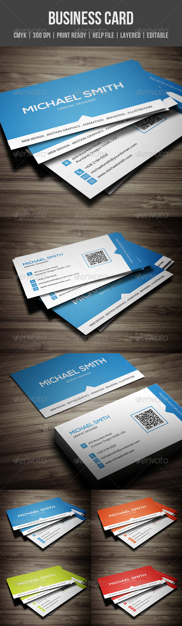 GraphicRiver Creative Business Card 6059571