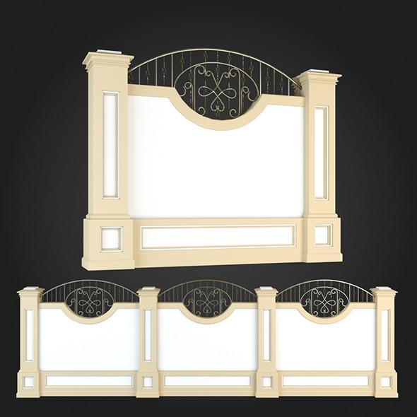 3DOcean Fence 012 6064157