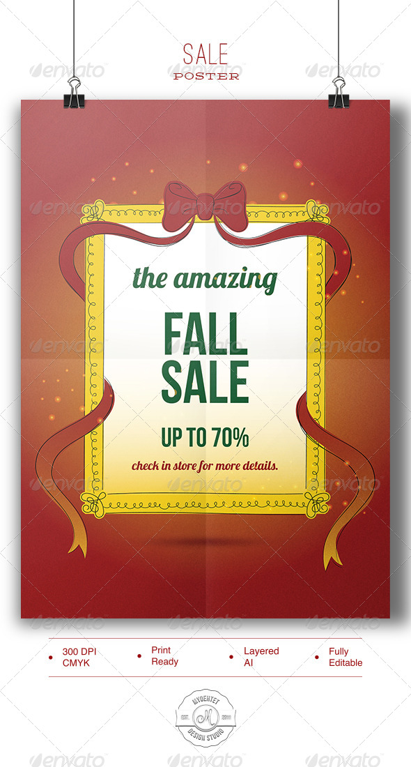 GraphicRiver Sale Poster 6064461