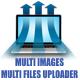Ajax + PHP multi File Images Multi Uploader - WorldWideScripts.net Barang Dijual