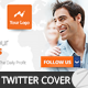 Multipurpose Business Marketing Twitter Cover 001 - GraphicRiver Item for Sale