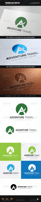 GraphicRiver Adventures Travel 6066752