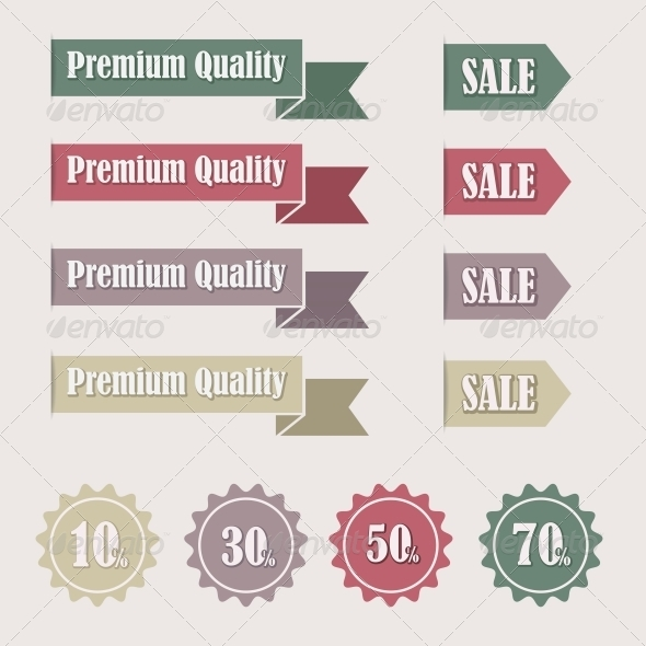 GraphicRiver Sale Tags 6066781