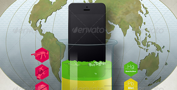 GraphicRiver Smartphone Critical Production 6066857