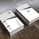 Cool Gray Business Card - GraphicRiver Item for Sale