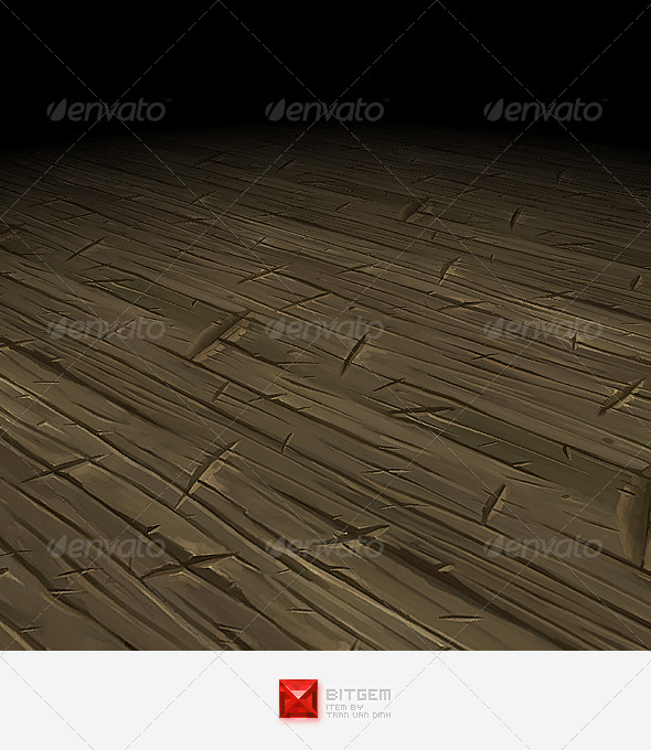 Wood Texture Tile 05 - 3DOcean Item for Sale