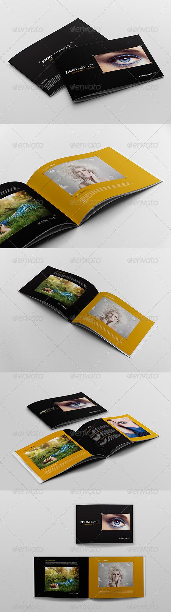 GraphicRiver Portfolio Brochure 001 6067578