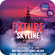 Future Skyline Flyer - GraphicRiver Item for Sale