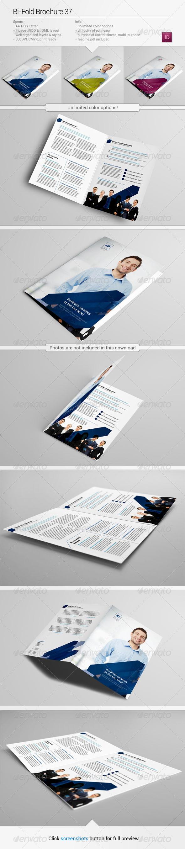 GraphicRiver Bi-Fold Brochure 37 6067794