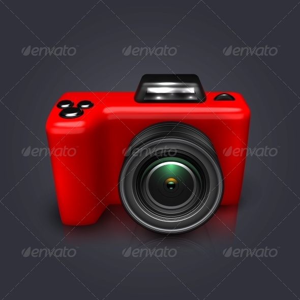 GraphicRiver Camera 6068423